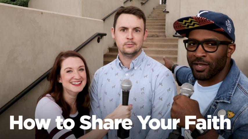 How to Share Your Faith