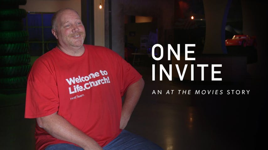 One Invite—An At the Movies Story