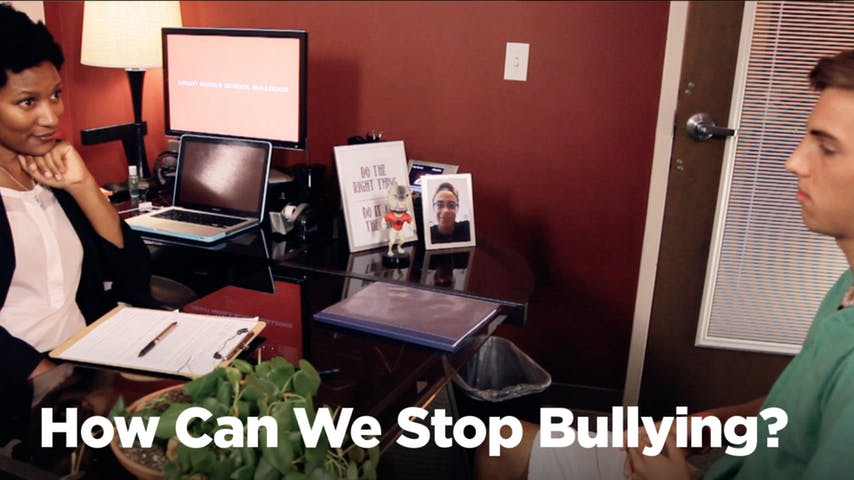 How Can We Stop Bullying?