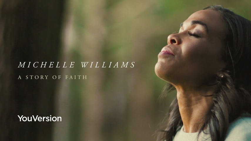 Michelle Williams: A Faith Story