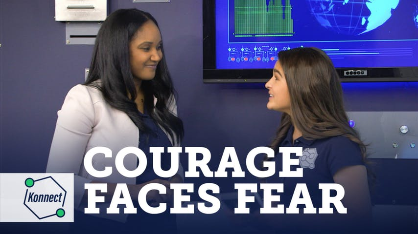 Courage Faces Fear 2019