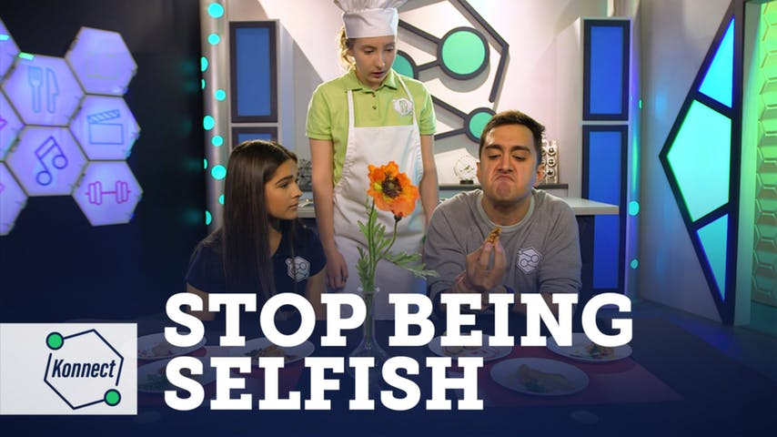 Stop Being Selfish