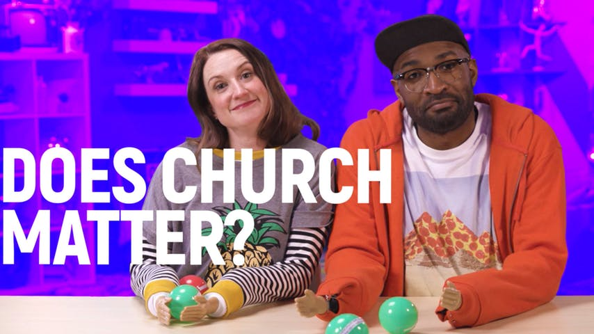 What Is Church? (FAQ)