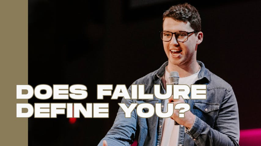 Identity Crisis: Does Failure Define You?