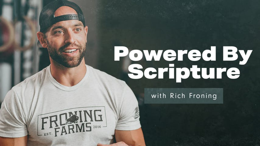 Rich Froning: Powered By Scripture
