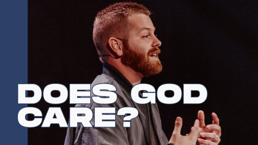 Does God care about my anxiety?
