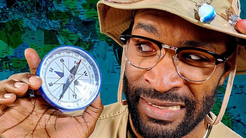 Carry a Compass