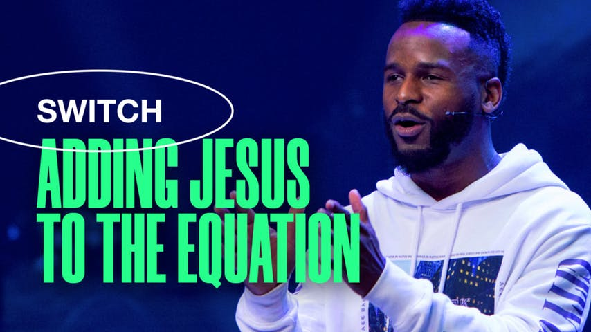 Adding Jesus to the Equation