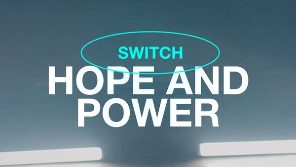 Hope and Power