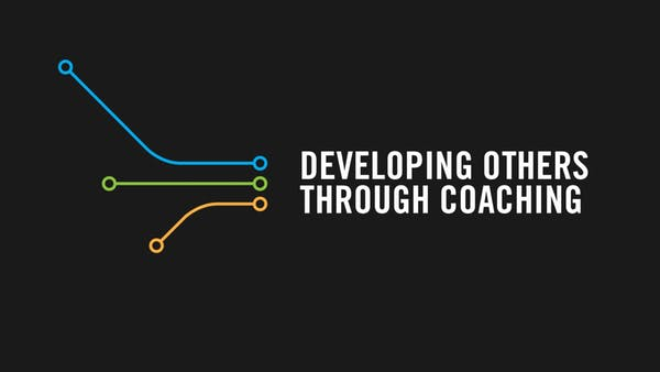 Developing Others Through Coaching