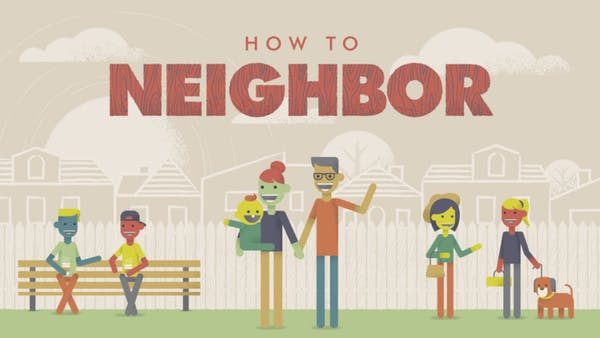 How to Neighbor - Discussion